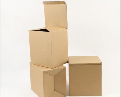 瓦楞扣底盒