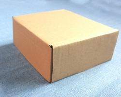 五层瓦楞飞机盒